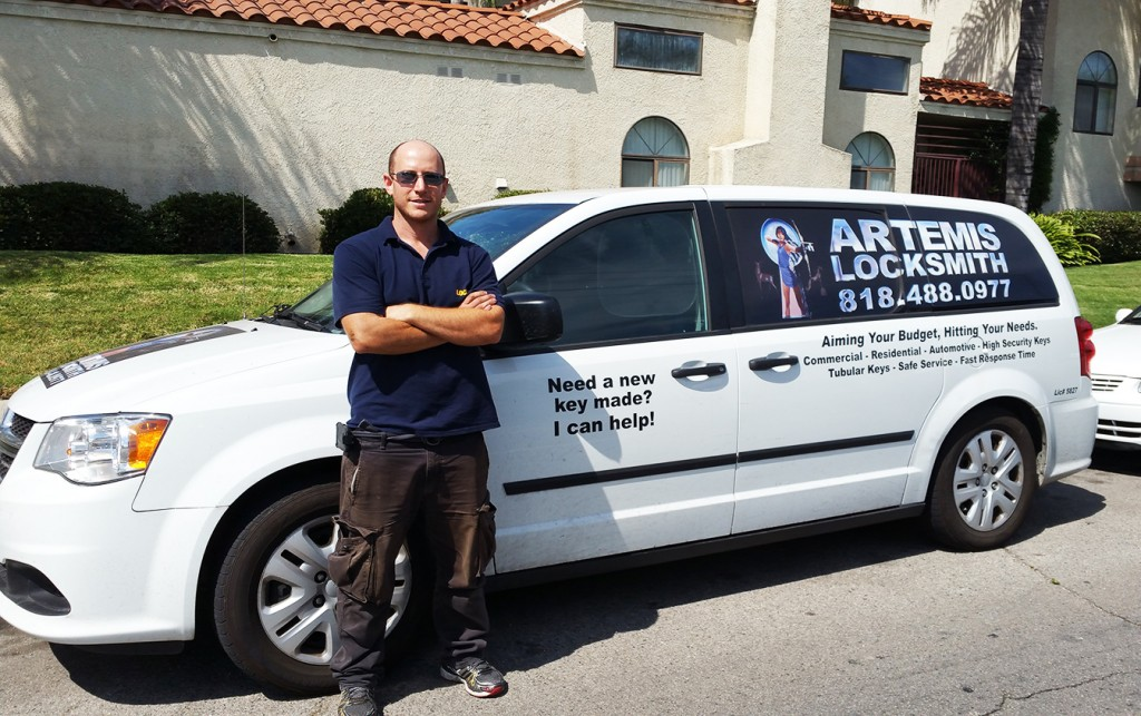 Artemis Locksmiths ignition repair and key replacement