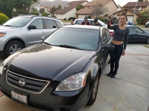 2002 Nissan Altima key made los angeles