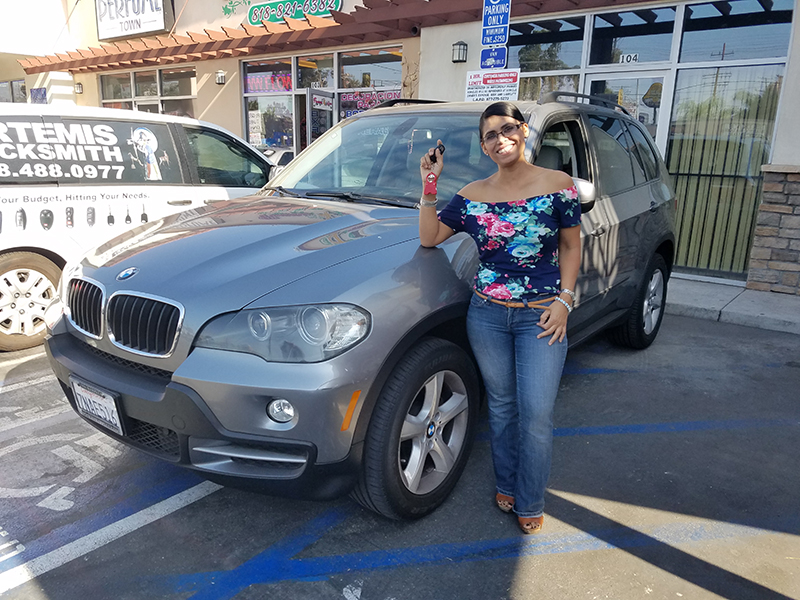 2009 BMW X5 Woodland Hills, california