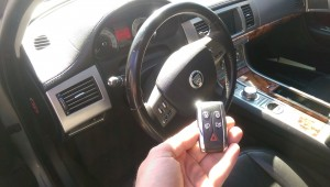 2009 Jaguar XF smart key locksmith