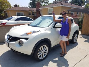 2012 Nissan Juke smart key in los angeles