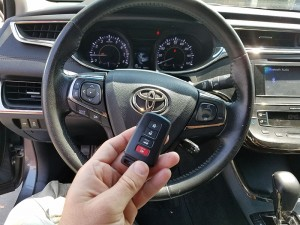 Car Key Replacement, smart key car locksmith