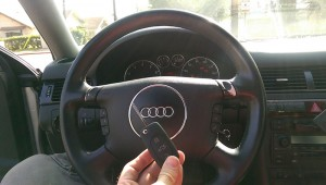 2002 Audi Allroad remote key