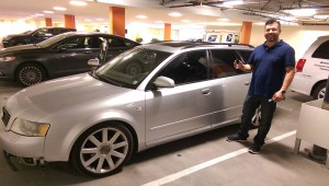 2004 Audi A4 KEY MADE Los Angeles, Northridge, Santa Clarita, Sherman Oaks, Hollywood