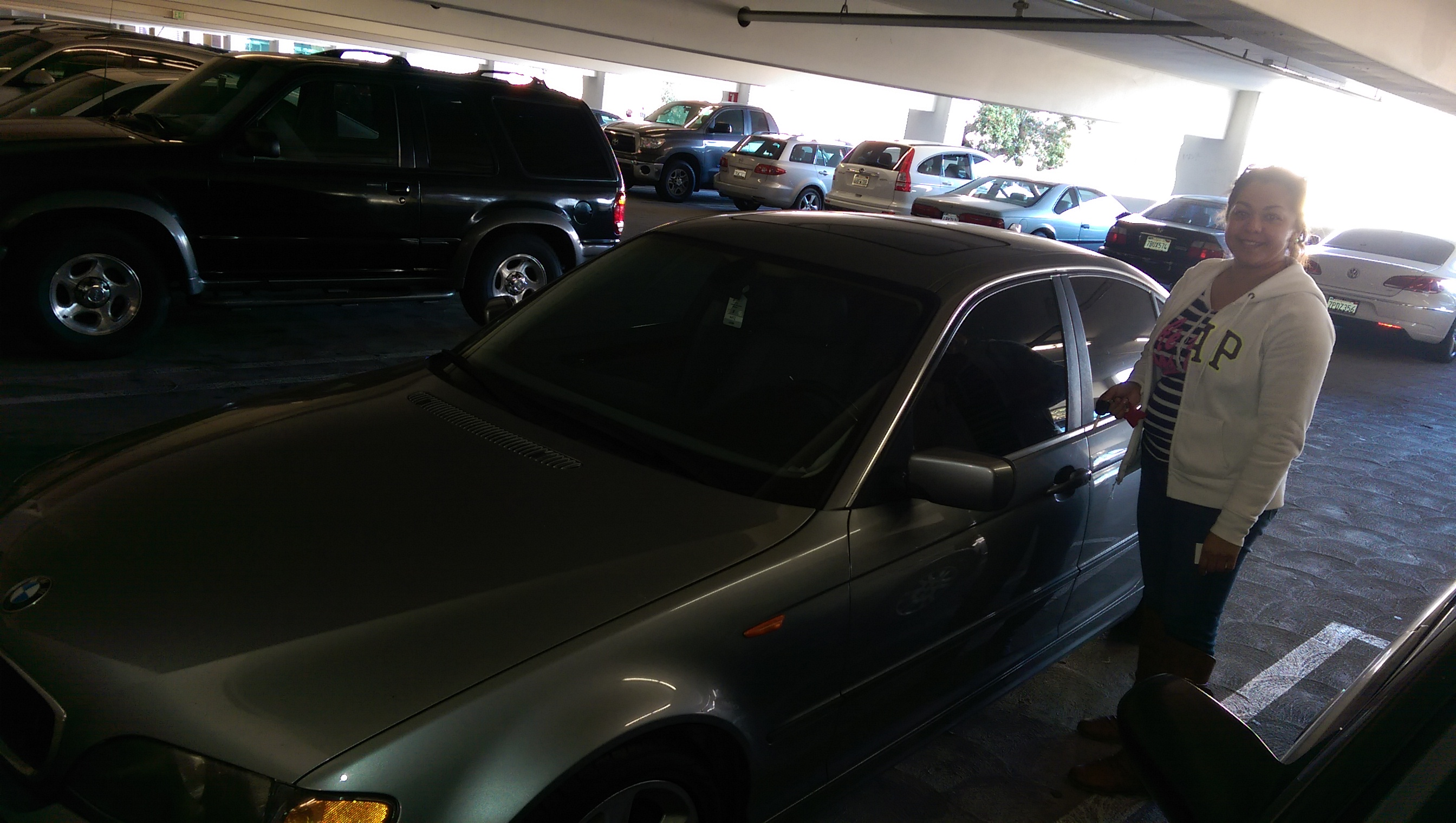 2004 BMW 330i locksmith