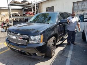 chevy-tahoe-key-and-remote Chevrolet automotive locksmith
