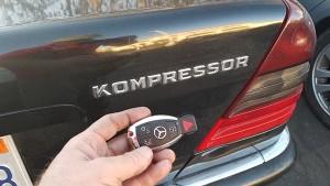 1999 Mercedes C230 Kompressor