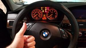 2008 BMW 528 electronic key