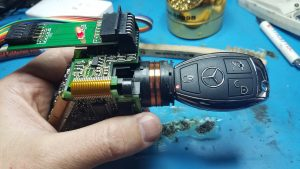 2000 Mercedes CLK430 New ignition and new key!
