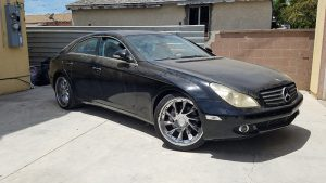 2006 Mercedes CLS locksmith los angeles