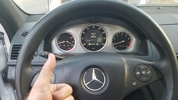 Smart Car Key Replacement >> Mercedes Electronic Steering Lock Repair - Artemis LocksmithArtemis Locksmith