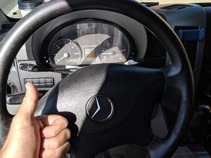 2013 Mercedes Sprinter making new key