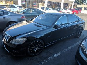 2012 Mercedes S63 locksmith Services