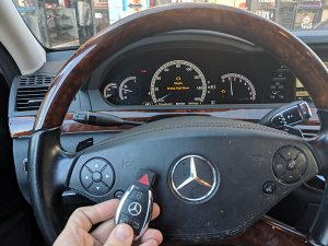 Mercedes Benz Key Replacement Mercedes S63
