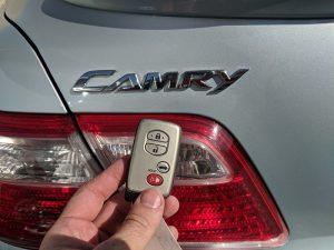 2007 Toyota Camry XLE smart key Burbank, CA