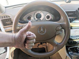 2007 Mercedes E350 Burbank CA Duplicate Car Key Services