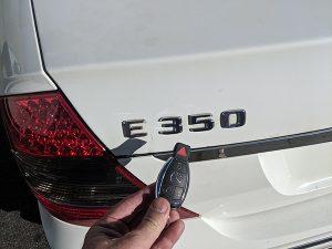 2007 Mercedes E350 Locksmith in Burbank CA