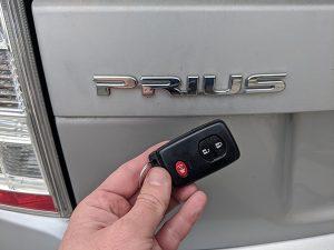 2010 Toyota Prius Smart key Locksmith Panorama City CA