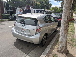 2014 Toyota Prius-C Smart Key Santa Monica