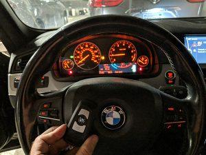 2012 BMW 535i proximity key Hollywood CA Locksmith