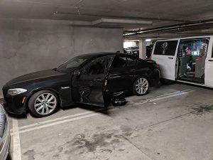2012 BMW 535i proximity key Locksmith in Hollywood CA