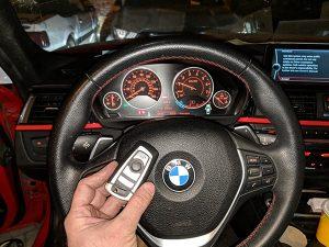 2012 BMW 328i smart key Winnetka locksmith