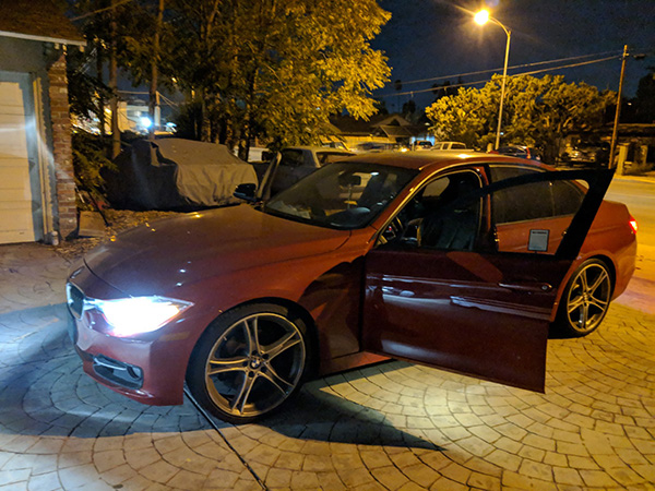 2012 BMW 328i smart key Winnetka