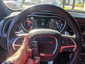 2016 Dodge Challenger smart key Studio City